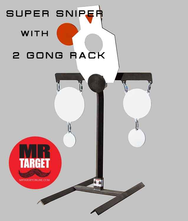 SS 2 gong rack