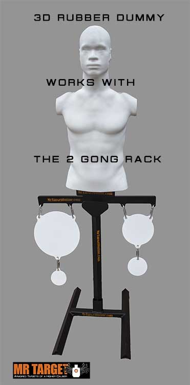 RD WITH GONG RACK