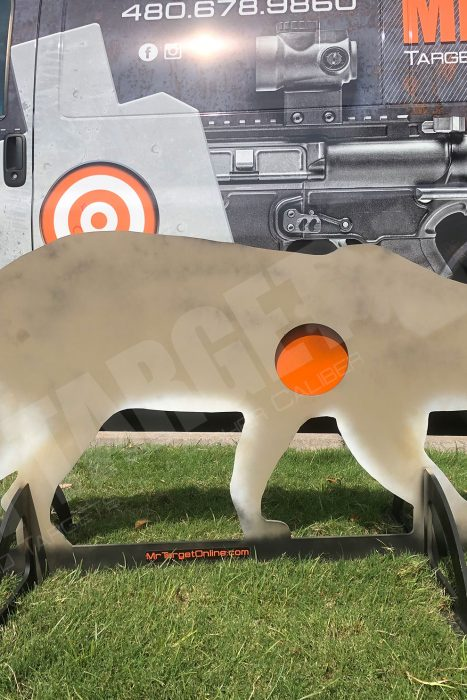 mrtarget-cougar-predator-animal-reactive-steel-shooting-hunting-target-ar500-ar550
