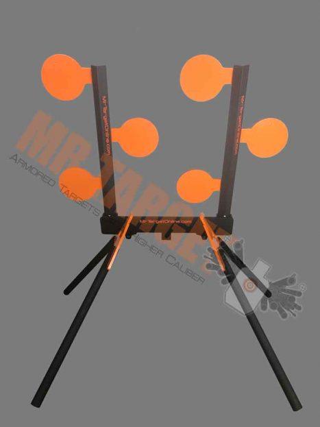 qd-mini-koozer-pistol-lollipop-quick-deploy-mini-dueling-tree-armored-reactive-flipper-mrtarget-pistol-rifle-sniper-prs-range-reactive-steel-shooting-hunting-target-ar500-ar550