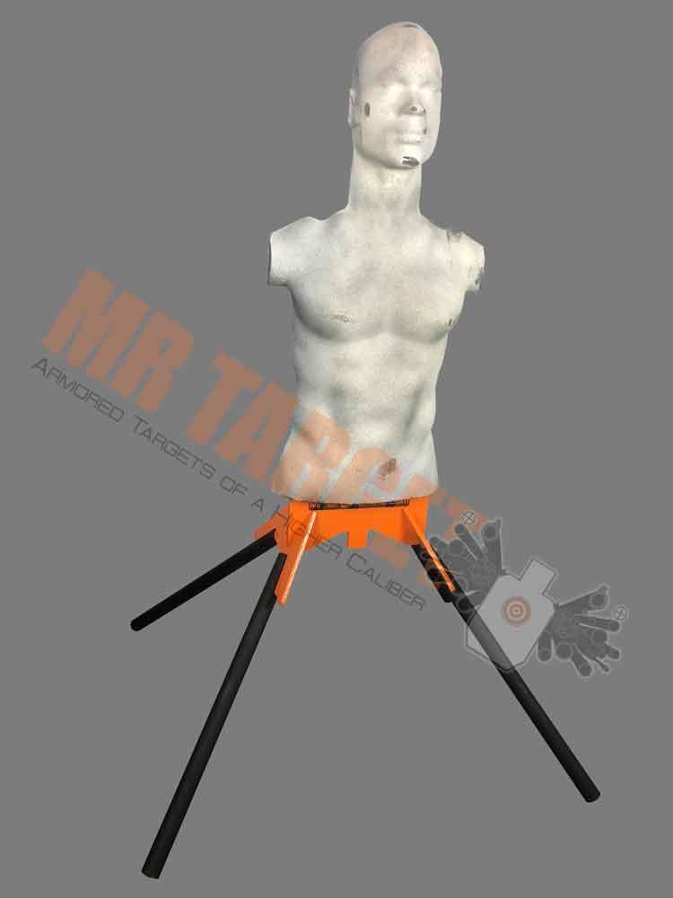 qd-mini-rubber-dummy-quick-deploy-mini-rubber-dummies-armored-3d-ruber--mrtarget-pistol-rifle-sniper-prs-range-reactive-steel-shooting-hunting-target-ar500-ar550-