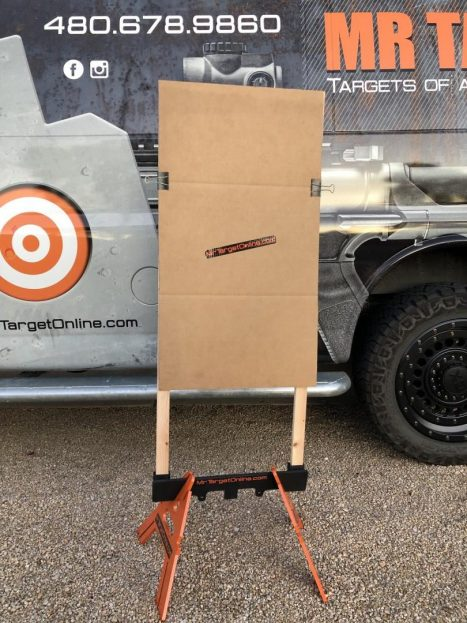paper-target-bracket-for-cardboard-and-paper-shooting-targets-mrtarget-pistol-rifle-sniper-prs-range-ar500-ar550-paper-stand-hunting-armored-reactive-qd-base-quick-deploy-base-system