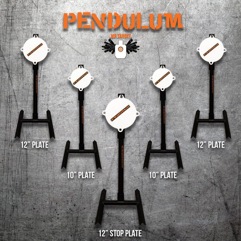 AR500-target-pistol-rifle-training-steel-challenge-uspsa-scsa-shooting- competition-Pendulum
