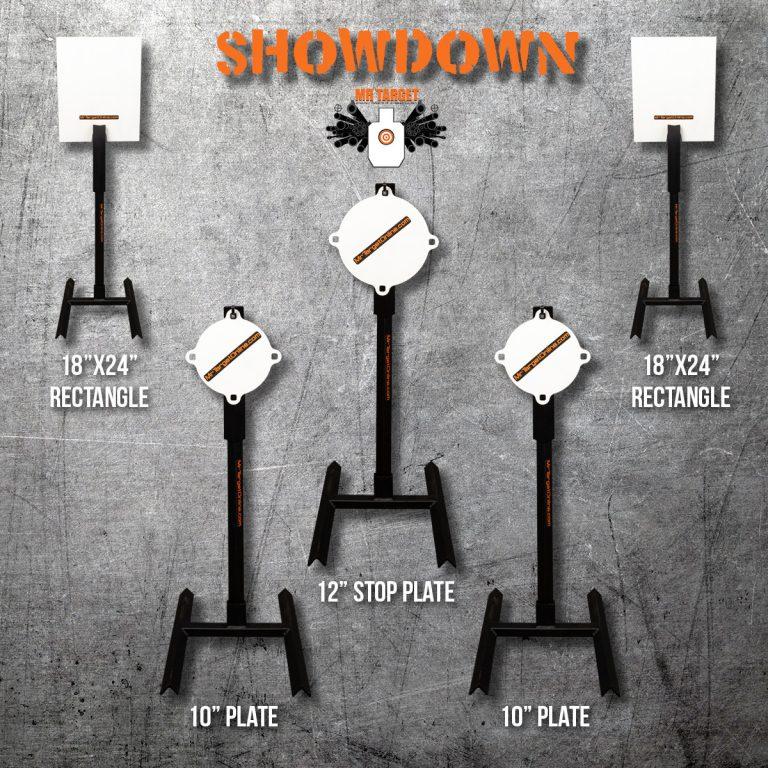 AR500-target-pistol-rifle-training-steel-challenge-uspsa-scsa-shooting- competition-Showdown